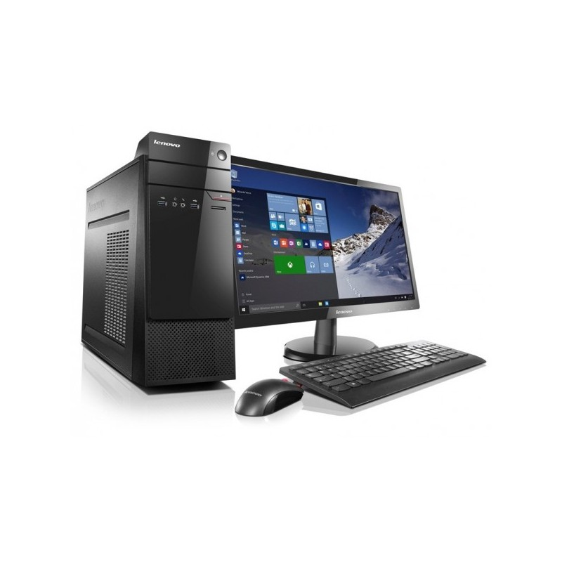 desktop lenovo s510 core i7 6700 8go 1to 19 5 hd win 10 pro. Black Bedroom Furniture Sets. Home Design Ideas